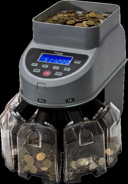 Сервис Банковского Оборудования Информтех предлагает Вам приобрести Cassida CoinMax по низкой и выгодной цене с доставкой по Москве и Московской области.