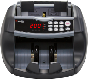 Купить счетчик банкнот Cassida 6650 UV, Cassida 6650 UV/MG и Cassida 6650 I/IR (ИК и Антистокс + УФ) по низкой и выгодной цене. Доставка по Москве и Московской области. Технические характеристики и отзывы покупателей.