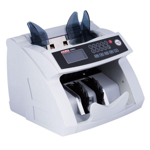 Купить счетчик банкнот DoCash 3000 L по низкой и выгодной цене. Доставка по Москве и Московской области. Технические характеристики и отзывы покупателей.
