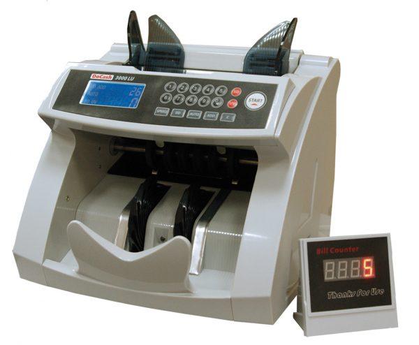 Купить счетчик банкнот DoCash 3000 LU по низкой и выгодной цене. Доставка по Москве и Московской области. Технические характеристики и отзывы покупателей.