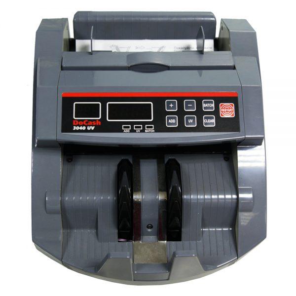 Купить счетчик банкнот DoCash 3040 и DoCash 3040 UV по низкой и выгодной цене с доставкой по Москве и Московской области. Технические характеристики и отзывы покупателей.