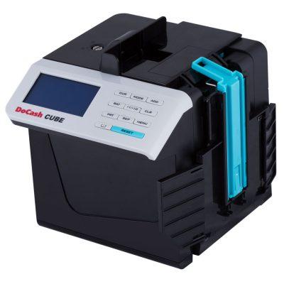 Купить автоматический детектор / счетчик банкнот DoCash Cube по низкой и выгодной цене с доставкой по Москве и Московской области. Отзывы покупателей.