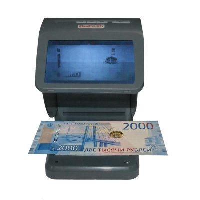Купить просмотровый детектор DoCash Mini Combo по низкой и выгодной цене с доставкой по Москве и области. Технические характеристики и отзывы покупателей.