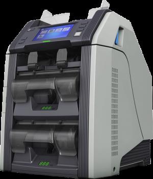 Купить трехкарманный сортировщик банкнот GRGBanking CM200V по низкой цене с доставкой по Москве и области. Технические характеристики и отзывы покупателей.