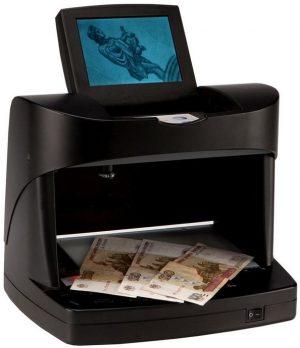 Купить просмотровый детектор банкнот УФ и ИК диапазона Kobel PF-9000 по низкой и цене. Доставка по Москве и области. Отзывы покупателей, широкий выбор.