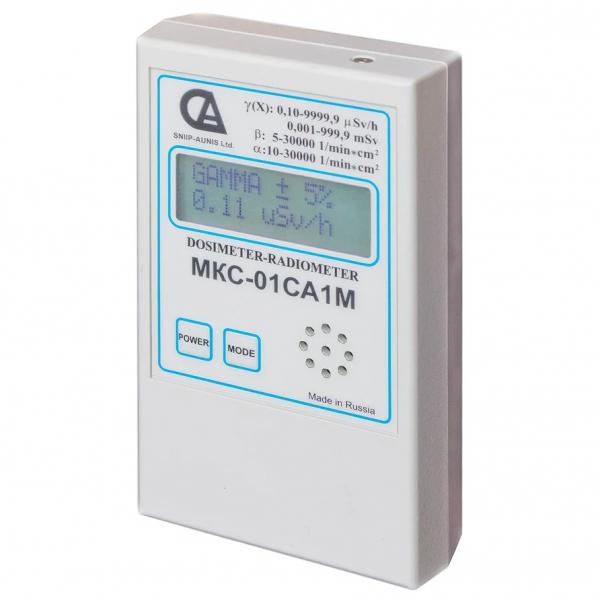 Купить карманный дозиметр-радиометр МКС-01СА-1М по низкой цене. Доставка по Москве и Московской области. Технические характеристики и отзывы покупателей.