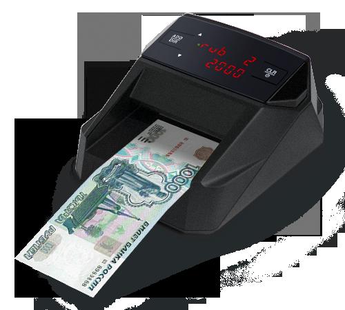 Купить автоматический портативный детектор банкнот Moniron Dec Multi по низкой цене. Доставка по Москве и Московской области. Отзывы покупателей