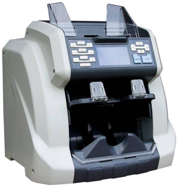 Купить сортировщик банкнот Ribao BCS-150 по низкой цене. Доставка по Москве и Московской области. Технические характеристики и отзывы покупателей