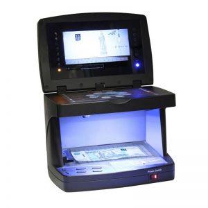 Купить просмотровый детектор банкнот УФ и ИК диапазона Ribao PF-9007 по низкой цене. Доставка по Москве и области. Отзывы покупателей и широкий ассортимент.