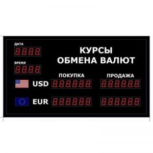 Купить офисное табло котировки валют DoCash R1 602-02 CR по низкой цене с доставкой по Москве и области. Технические характеристики и отзывы покупателей.