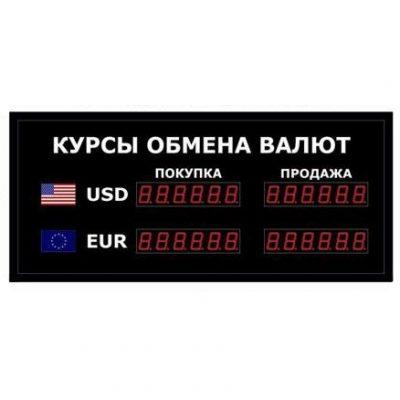 Купить офисное табло котировок валют DoCash R1 602-05 CR по низкой цене. Доставка по Москве и области. Технические характеристики и отзывы покупателей.