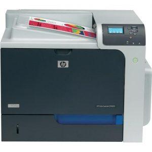 Купить лазерный цветной принтер для офиса HP Color LaserJet Enterprise CP4025dn по низкой цене. Доставка по Москве и области. Технические характеристики.