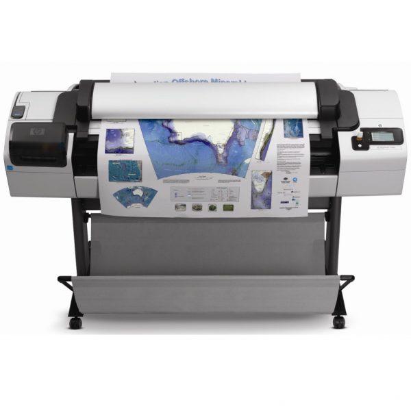 Купить струйный плоттер HP DesignJet T2300 eMFP по низкой цене. Доставка по Москве и Московской области. Технические характеристики и отзывы покупателей.
