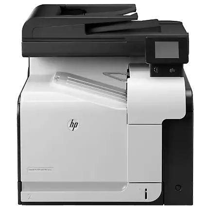 Купить лазерное цветное МФУ HP LaserJet Pro 500 color MFP M570dn по низкой цене. Доставка по Москве и области. Технические характеристики и отзывы.