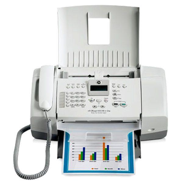 Купить факс офисный настольный HP OfficeJet 4355 по низкой цене. Доставка по Москве и Московской области. Технические характеристики и отзывы покупателей.
