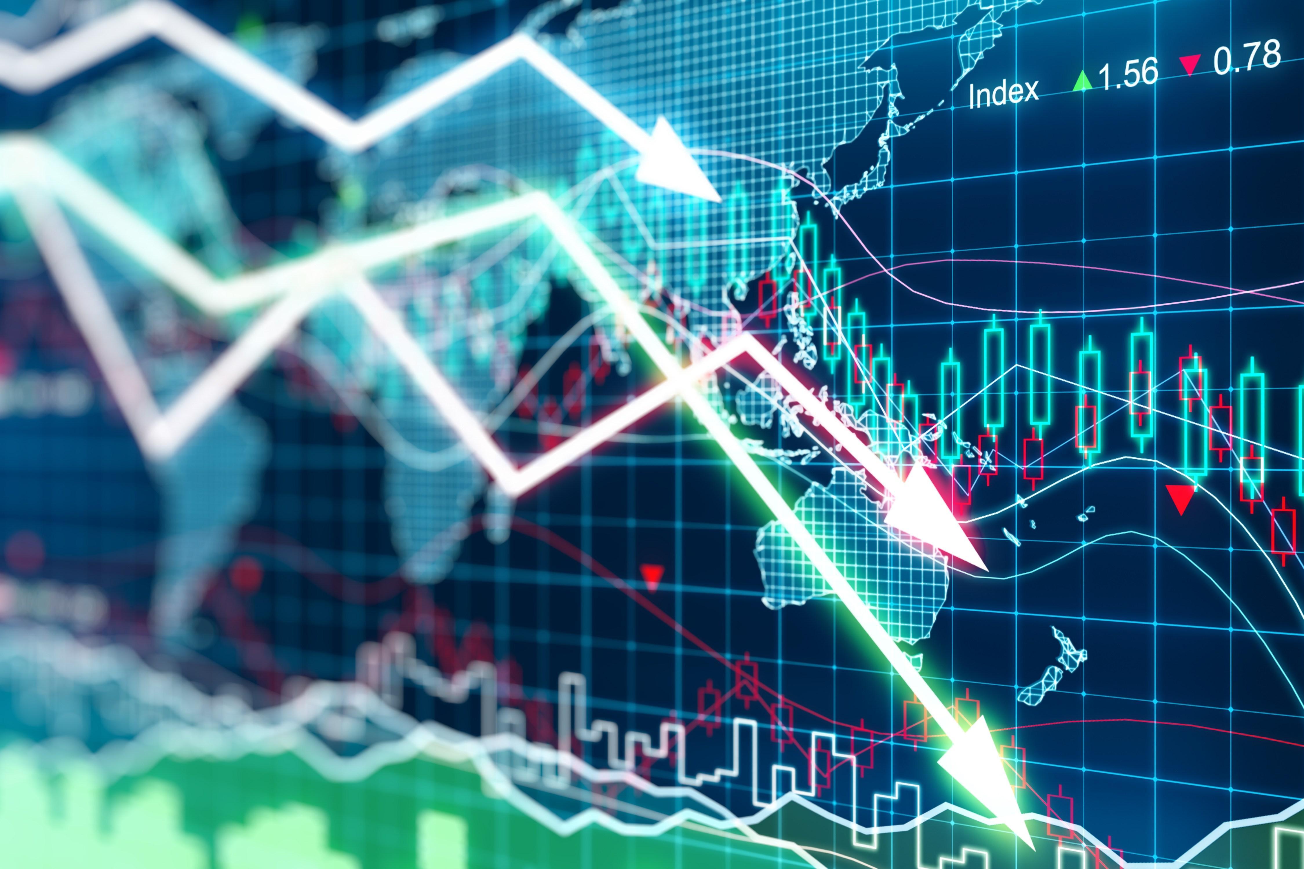 Темпы роста глобальной экономики замедляются