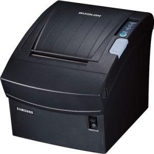 Купить чековый POS-принтер Samsung Bixolon SRP-350 plus III COG по низкой цене. Доставка по Москве и области. Технические характеристики и отзывы.