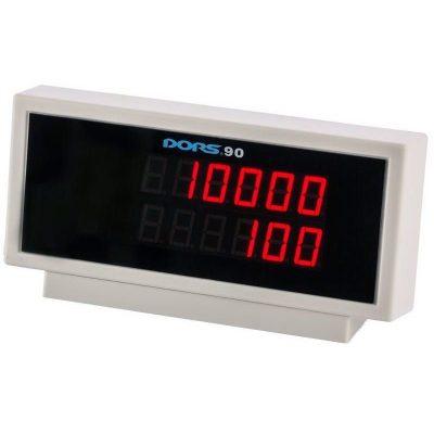 Купить внешний дисплей DORS 90 по низкой и выгодной цене. Доставка по Москве и Московской области. Технические характеристики и отзывы покупателей.