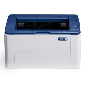 Купить лазерный монохромный принтер Xerox Phaser 3020 для офиса по низкой цене с доставкой по Москве и области. Технические характеристики и отзывы.