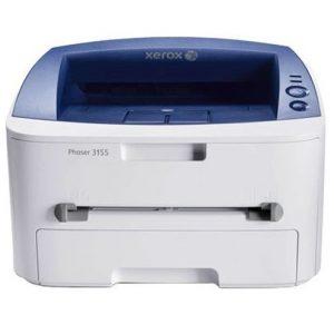 Купить лазерный черно-белый принтер для офиса Xerox Phaser 3155 по низкой цене. Доставка по Москве и области. Технические характеристики и отзывы.