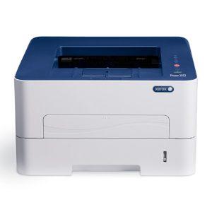 Монохромный лазерный принтер Xerox Phaser 3052NI купить в Москве по низкой цене