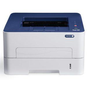 Лазерный монохромный принтер Xerox Phaser 3260DNI для малого офиса