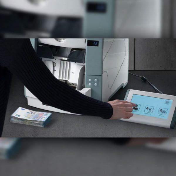 BPS C2-4 профессиональный четырехкарманный сортировщик банкнот купить в Москве и Московской области