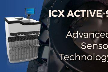 ICX Active-9 сортировщик монет старт продаж в Москве и Московской области