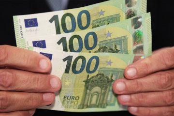 100 и 200 евро euro нового образца прошивка для сортировщика банкнот банковского оборудования