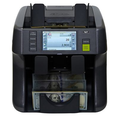 Техническое обслуживание сортировщика банкнот Axiom в Москве и Московской области