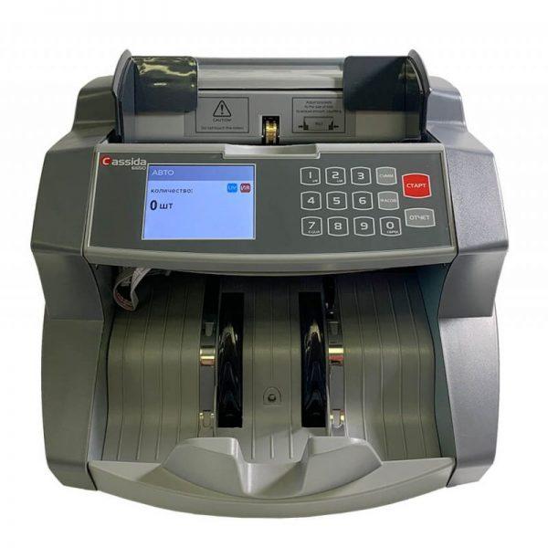 Купить счетчик банкнот Cassida 6650 LCD с доставкой по Москве и всей России